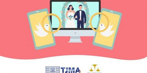 Judiciário regulamenta casamento comunitário virtual