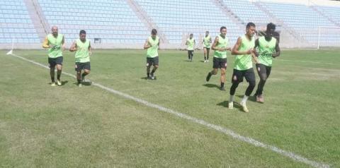 Imperatriz inicia preparação para jogo contra o Botafogo da Paraíba