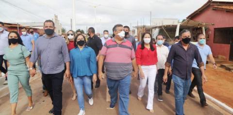 Governo entrega obras na educação, saúde, infraestrutura e cidadania em Buriticupu