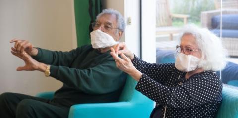 Cuidados com idosos no inverno devem aumentar durante a pandemia