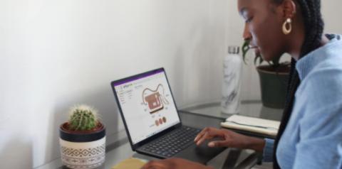 Saúde feminina: 5 dicas de cuidados com a coluna no home office