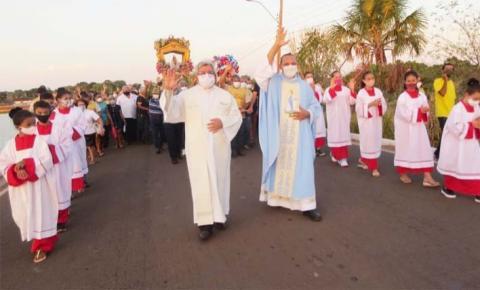 Igreja comemora sucesso do 1º Círio de Nazaré de Montes Altos