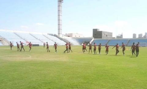 De treinador novo, Imperatriz enfrenta o  Paysandu e tenta primeira vitória no Brasileirão