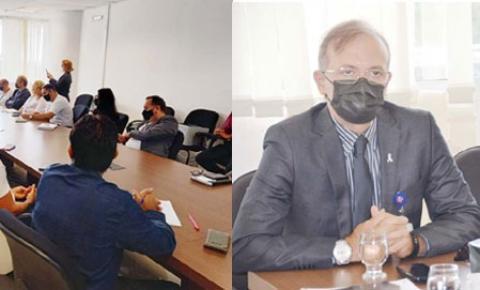 Saneamento básico é discutido em reunião da Comissão de Gestão Ambiental do MPMA