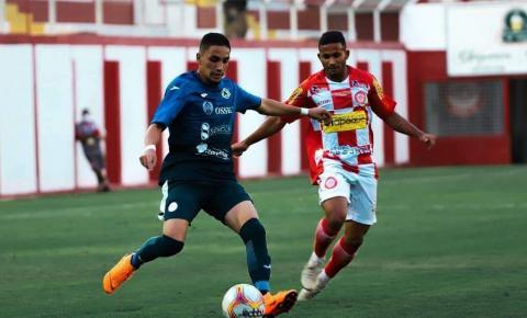 Ainda sem vencer na Série C, São Bento empata com Tombense