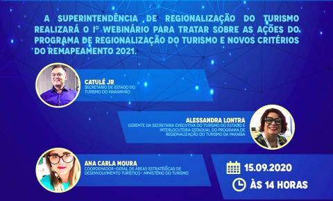 Maranhão debate Programa de Regionalização do Turismo e novos critérios de remapeamento