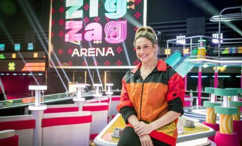 """""""Zig Zag Arena"""" é a nova aposta da Globo para os domingos"""