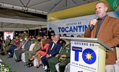 Formatura de oficiais e inauguração da Galeria dos Governadores marcam programação de aniversário do Tocantins