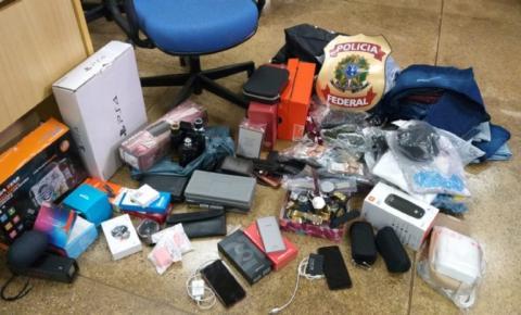 Funcionário suspeito de desviar mercadorias dos Correios é preso em Campestre