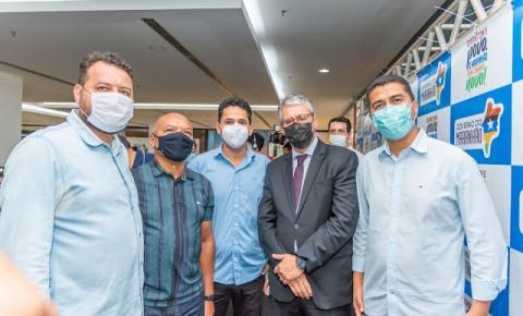 Deputado Marco Aurélio reforça luta pela regularização fundiária em Governador Edison Lobão