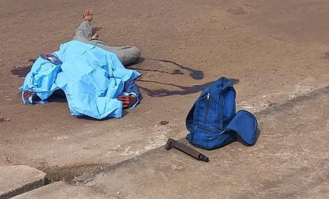 Tragédia em Açailândia: mulher mata irmão gêmeo durante discussão