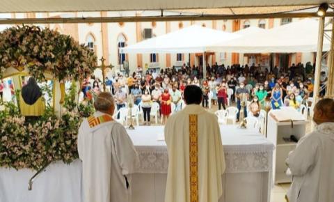 Festejos em Honra à Santa Teresa D'Ávila superam expectativas