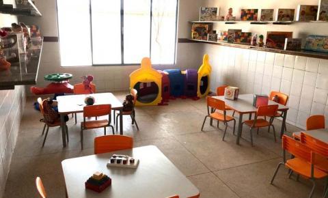 Concluída reforma e ampliação da Escola Edelvira Marques