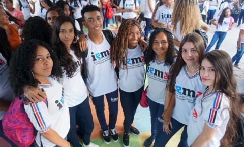Indicadores educacionais da Rede de Educação em Tempo Integral ultrapassam a média do Brasil, no Ideb