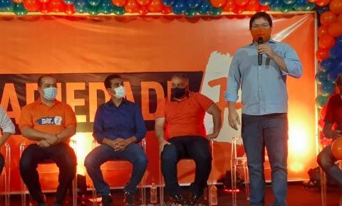 Solidariedade homologa a candidatura à reeleição do vereador Adhemar Jr