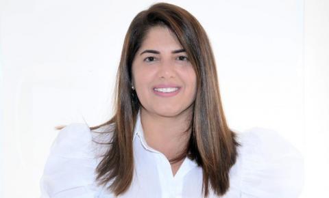 Vice de Madeira agora é Vanessa Rocha