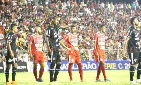 Imperatriz recebe o Ferroviário do Ceará  em jogo pela 8ª rodada do Brasileirão