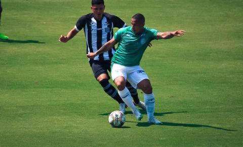 Série B: Figueirense e Guarani empatam em 2 a 2, em Florianópolis