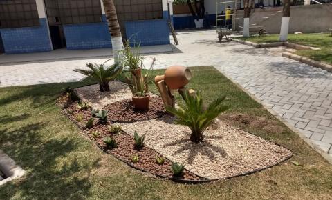 Panelódromo recebe ações de paisagismo e revitalização