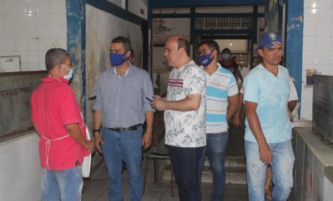 Prefeitura realizará reforma e modernização do Mercado da Feirinha do Bacuri