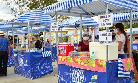 Feira Cidadã segue nos bairros Bacuri e Santa Inês
