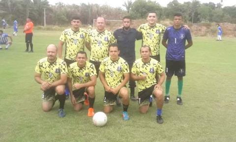 Quatro jogos abriram a Copa Municipal do Servidor