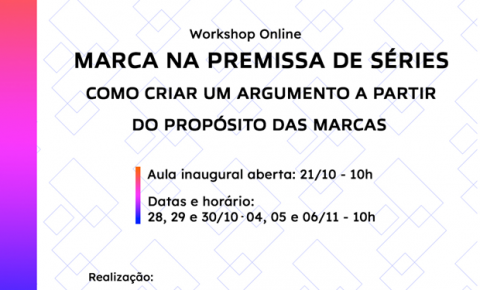 ICAB e Product Placement realizam workshop de roteiro sob a ótica das marcas