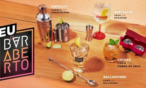 Barry Company, Pernod-Ricard e Band lançam reality show para achar o melhor bartender amador do Brasil