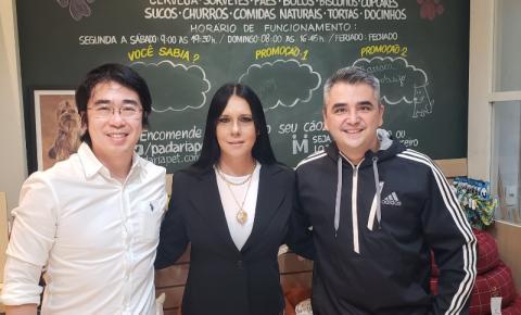 Ana Bittar firma parcerias em prol dos Pets