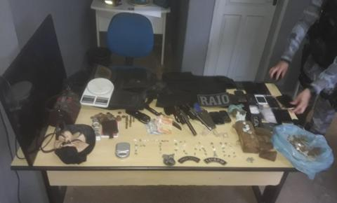 Assalto ao Fórum de Carolina: polícia cumpre mais cinco mandados de prisão