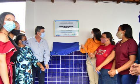Transformada, Escola Mariana Luz é entregue à comunidade