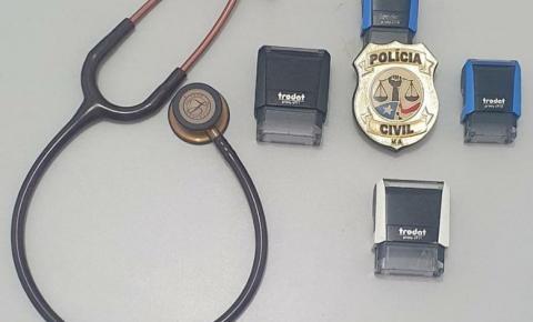 Falso médico é preso no interior do Maranhão