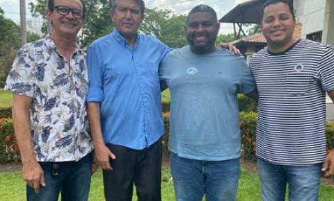 Ildon Marques recebe adesões de lideranças políticas