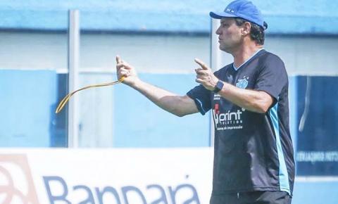 Treinador do Paysandu quer time intenso