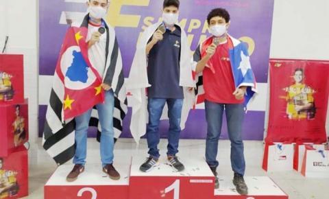 SENAI-MA encerra semana da seletiva da Wordkills com medalha de bronze