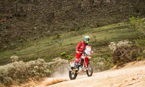 Bissinho Zavatti começa Sertões 2020 com vitória na geral das motos