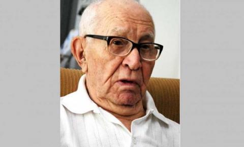Aos 97 anos, morre Messias Tavares, membro fundador da Academia Tocantinense de Letras