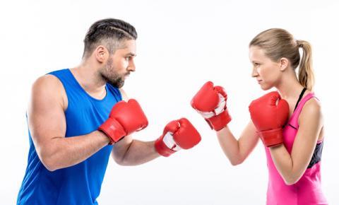 Boxe é sinônimo de boa forma