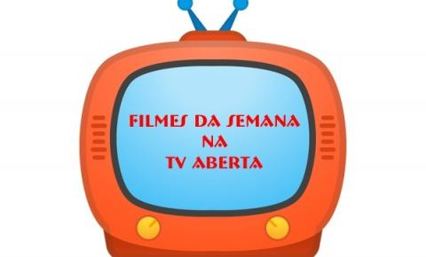 Filmes da semana na TV aberta