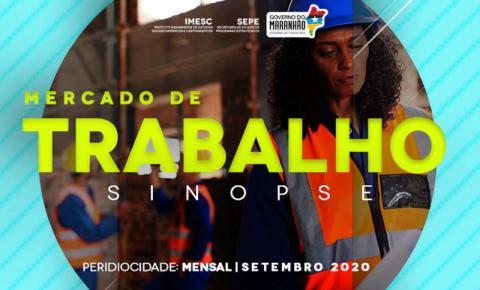 Maranhão apresenta o quarto maior saldo de contratações do Brasil em 2020, de acordo com publicação do MESC