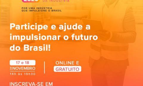 Encontro Nacional da Indústria vai discutir papel do setor no crescimento do Brasil