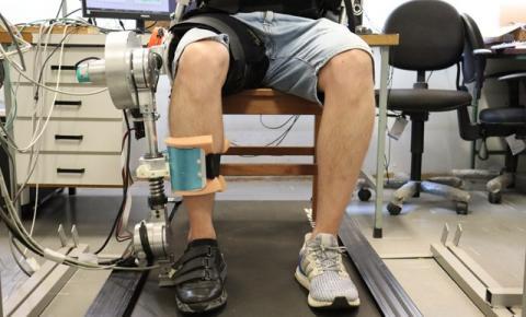 USP cria exoesqueleto robótico para reabilitar pessoas que sofreram AVC