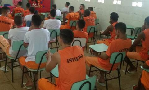 Detentos de 16 municípios do Maranhão recebem cursos profissionalizantes