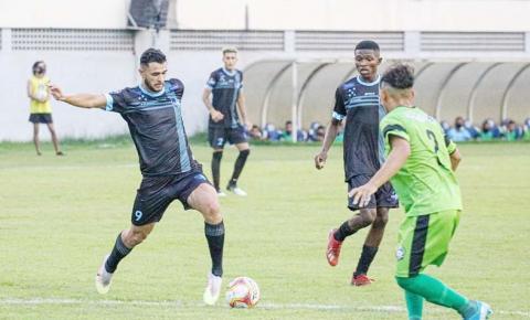ITZ Sport estreia com empate no Campeonato Maranhense Série B