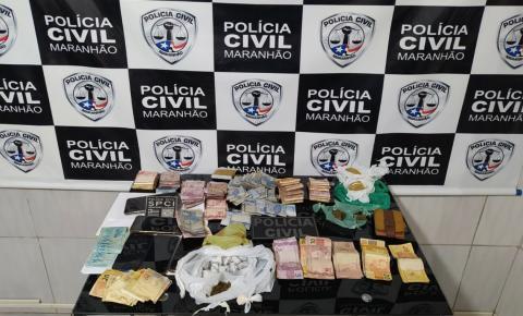 Operação da Polícia Civil prende oito pessoas no interior do estado