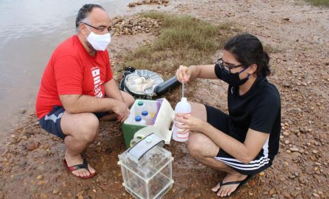Projeto da UEMASUL estuda impactos gerados pela poluição no rio Tocantins
