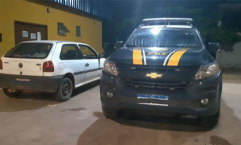PRF prende motorista embriagado na BR-010 em Imperatriz