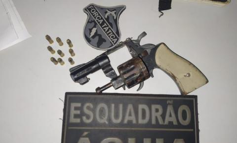 Esquadrão Águia realiza prisão de homem que agredia esposa no Residencial Santa Rita em Codó́