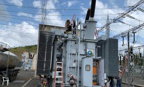 Fornecimento de energia é restabelecido e rodízio, suspenso