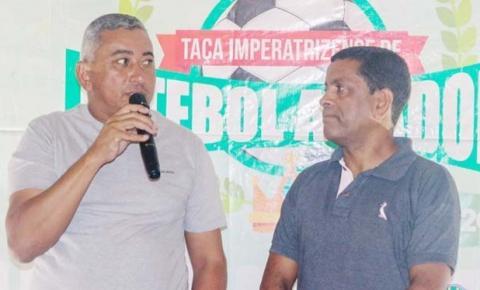 Copa Imperatriz de  Futebol Amador começa dia 5 de dezembro